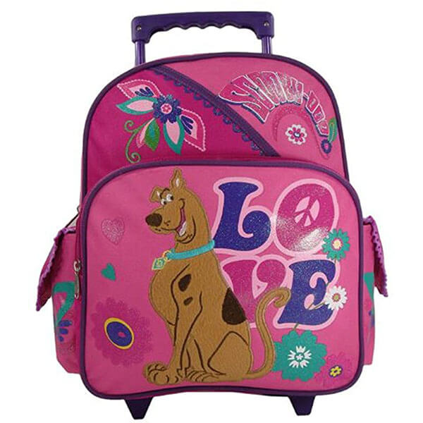 Princess Kid's Scooby Roller Backpack