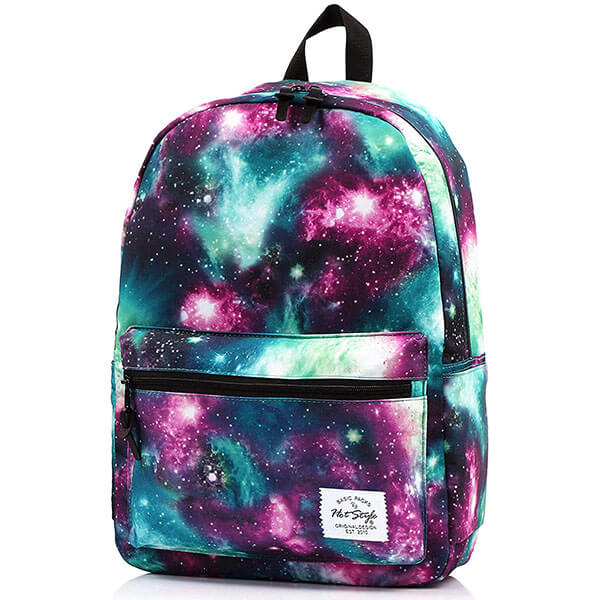 Functional and Stylish School Backpack