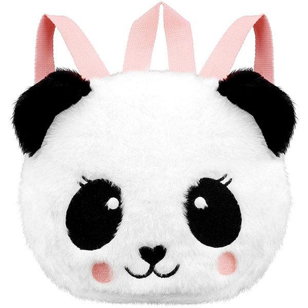 Super Soft Panda Bear Backpack for Toddlers