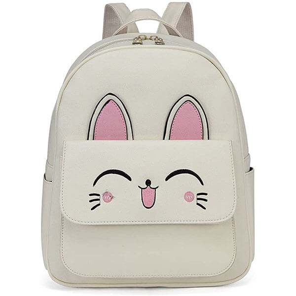 Cutie Rabbit Girls Mini Backpack Set