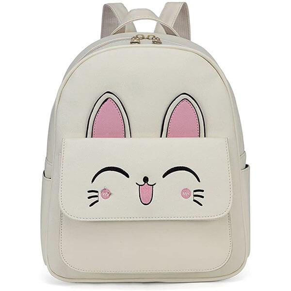 Cutie Rabbit Girls Mini Backpack Set