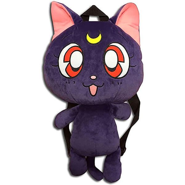 Deep Violet Luna Cat Sailor Moon Backpack