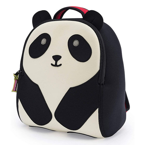 Panda Bear Book Bags for Pre-School Kids