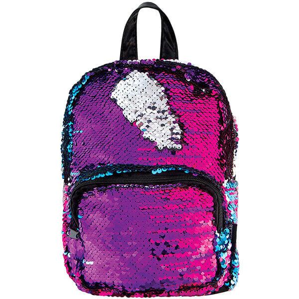 Angels Magic Flip Sequins Backpack