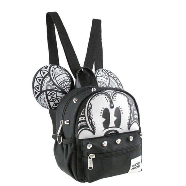 Mickey Mouse Style 2-in-1 Mini Backpack