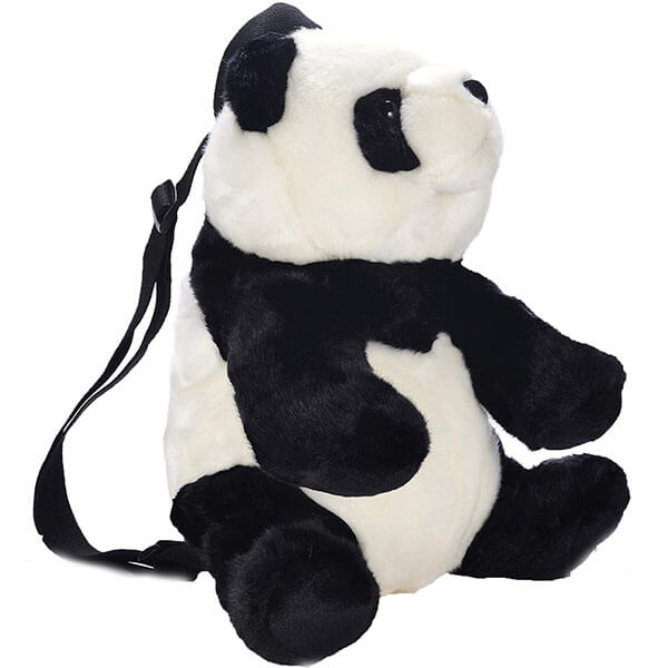 Stuffed Kids Panda Backpack