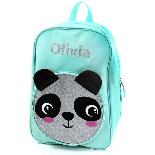 Adorable Panda Bear Backpack for Youngsters