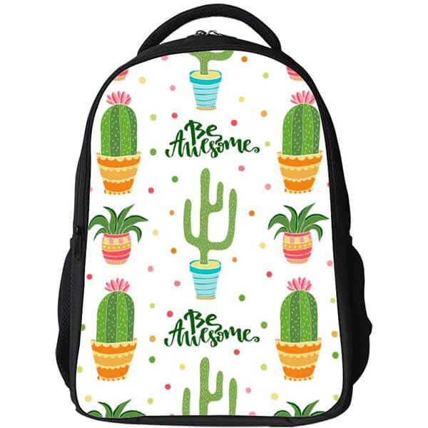 Be Awesome Multifunctional Cactus Backpack