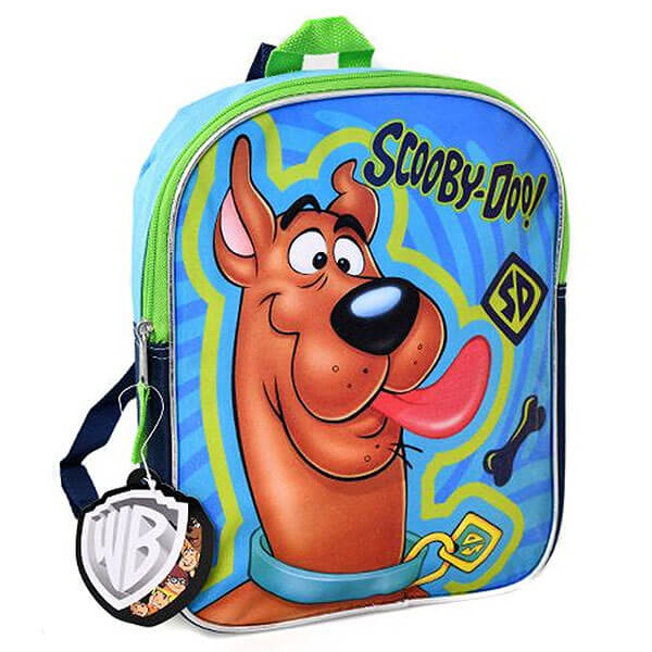 Canvas Scooby Doo Bookbag for Toddlers