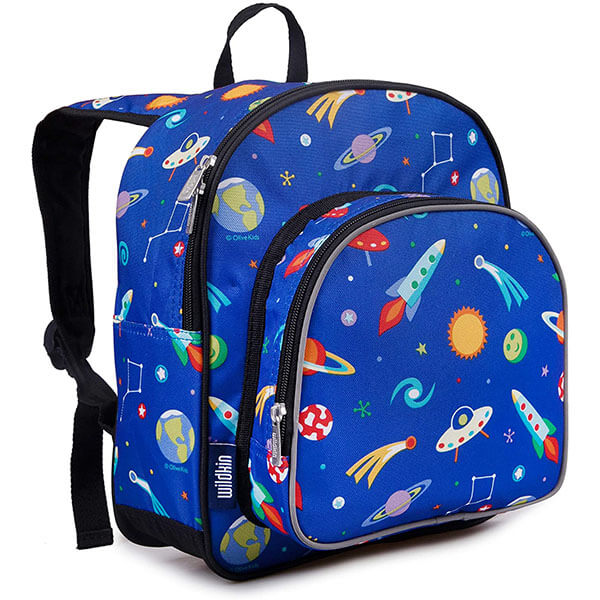 Pack n Snack Space Backpack for Toddlers