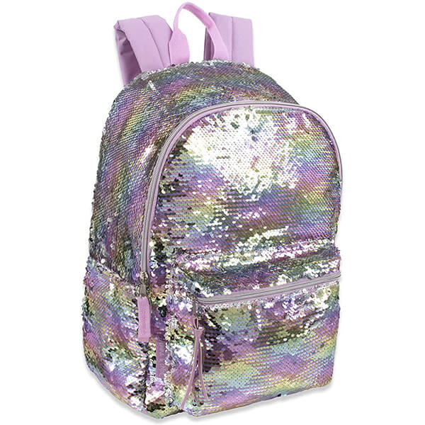 High Schoolers Color Changing Rainbow Backpack