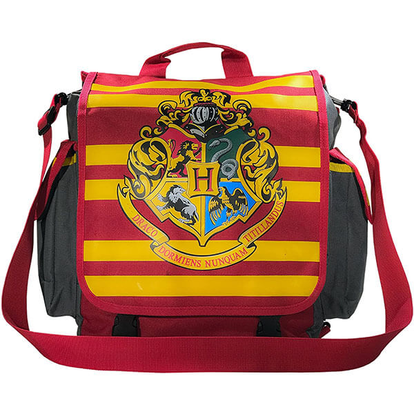 Hogwarts Harry Potter Messenger Backpack