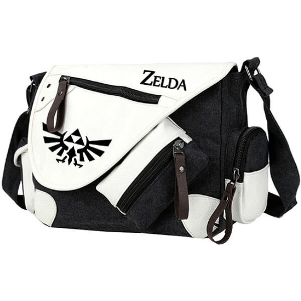 Zelda Anime Cosplay Messenger Bag