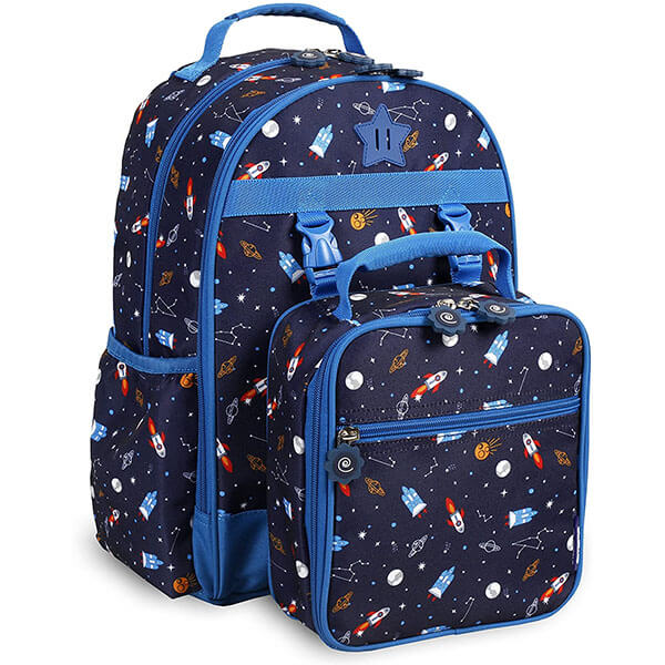 Comfortable Galaxy Backpack for Children