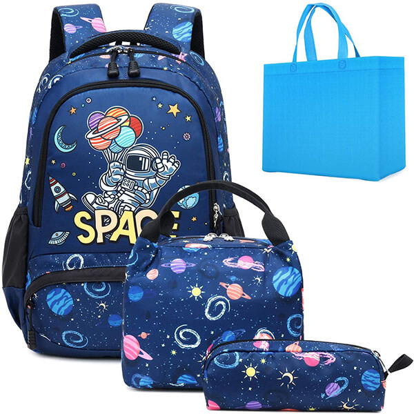 Space Astronaut Backpack with Special Attachments