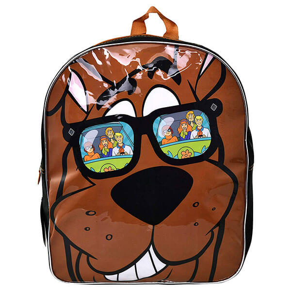 Cool Scooby-Doo Schoolers Backpack