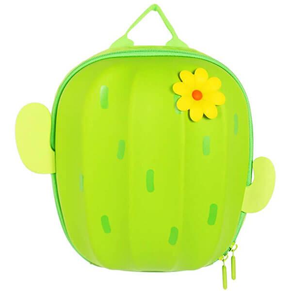 Toddlers Cute Flower Cactus Backpack