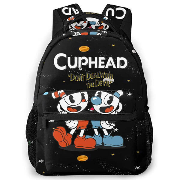 Cuphead - Don't Deal With the Devil Backpack