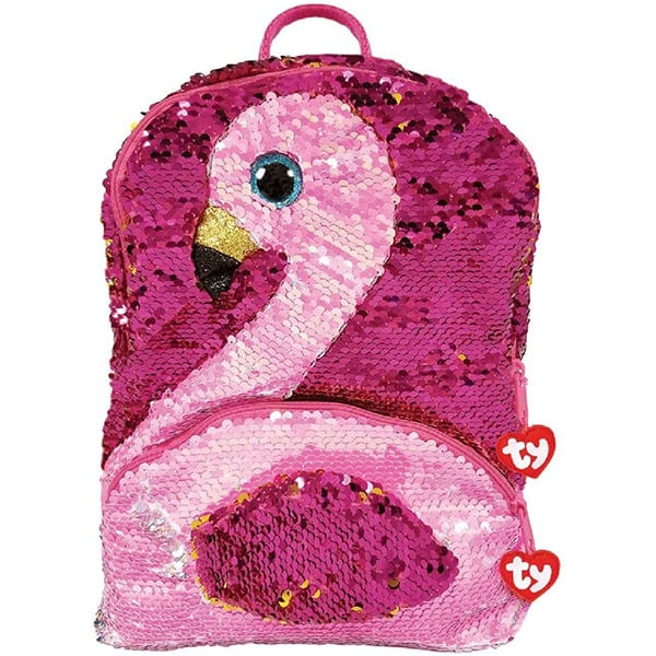 Little Duck Color Changing Sequin Backpack