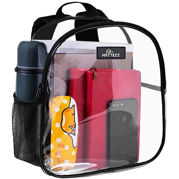Stadium Approved Preschoolers Clear Backpack