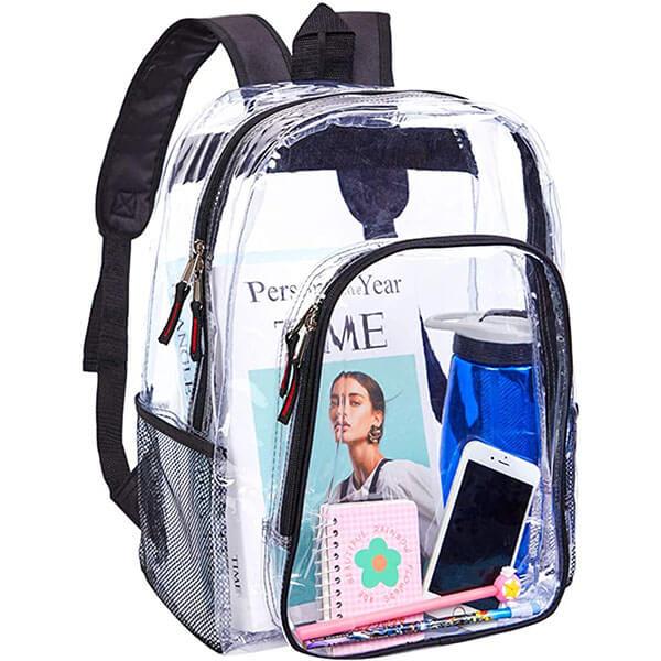 Anti-tear Transparent Backpack