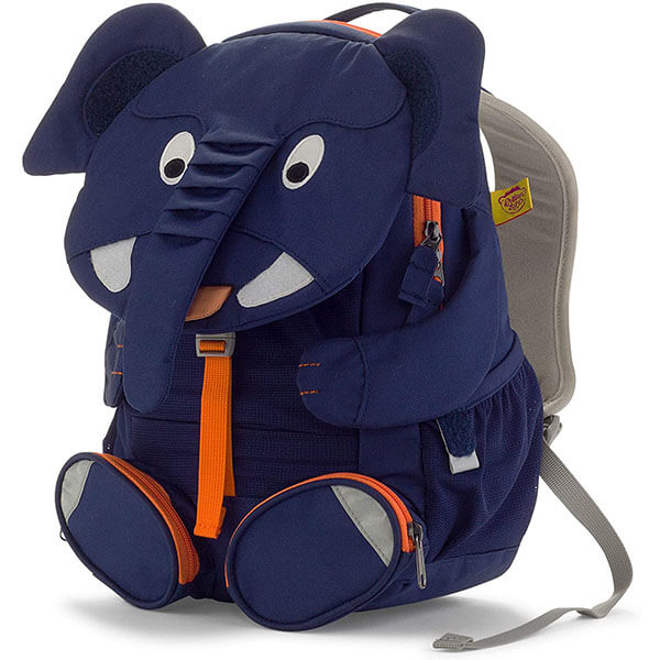 3D Trunk Elephant Cosplay Backpack