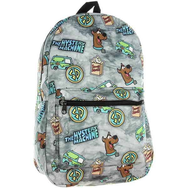 Adventure Fun Scooby Doo Backpack