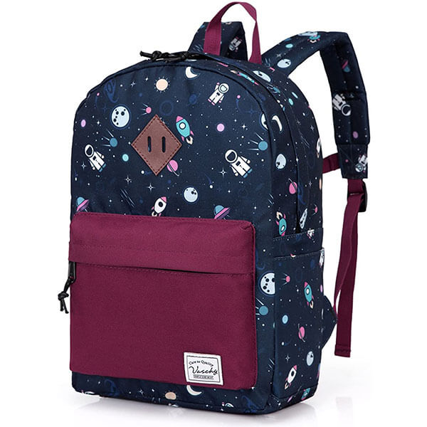 Exclusive Kids Space Backpack with Chest Strap