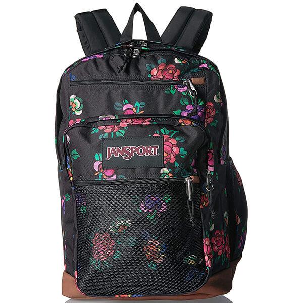 Lightweight Huntington Edo Floral Backpack