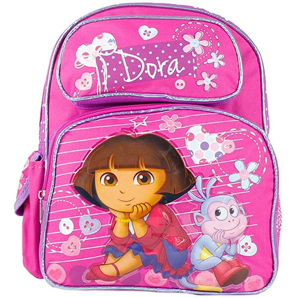 Thinking and Waiting Dora Adventure Backpack