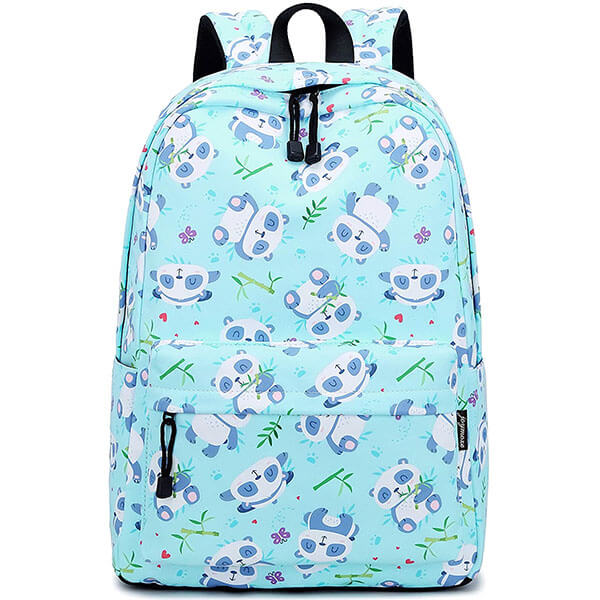 Waterproof Cute Panda Backpack for Youngsters