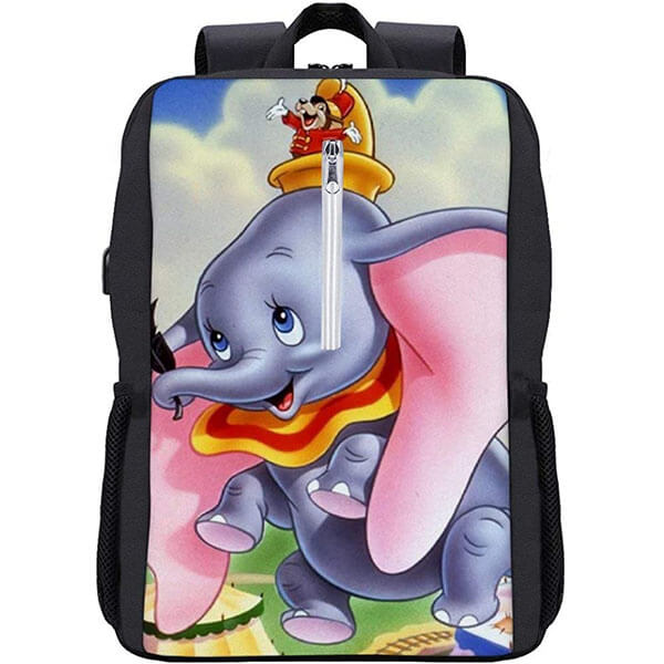 Dumbo with Timothy Mouse Backpack