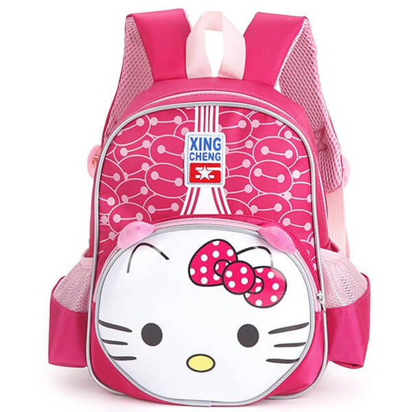 Hello Kitty with Pink Ear Backpack
