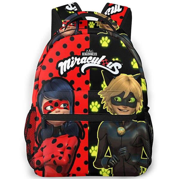Ladybug and Cat Noir Daypack