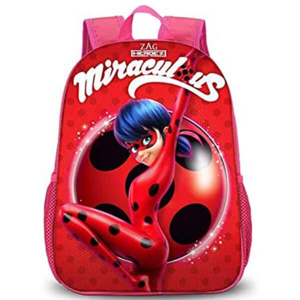 Anime Ladybug Backpack