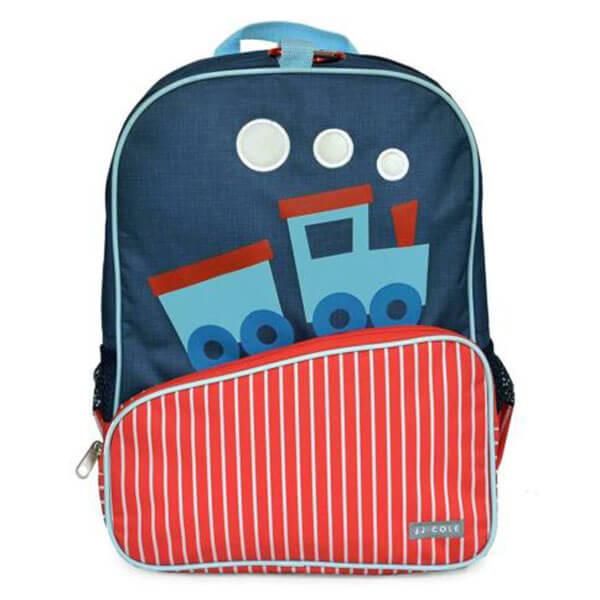 Cute Little Choo Choo Train Backpack