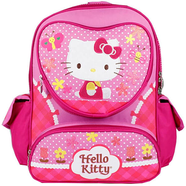Butterfly Honey Bee Hello Kitty Backpack