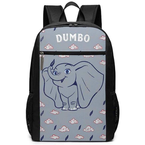 Heavy-Duty Cartoon Backpack