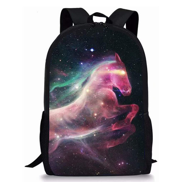 Mysterious Vivid Stain Resistant Backpack