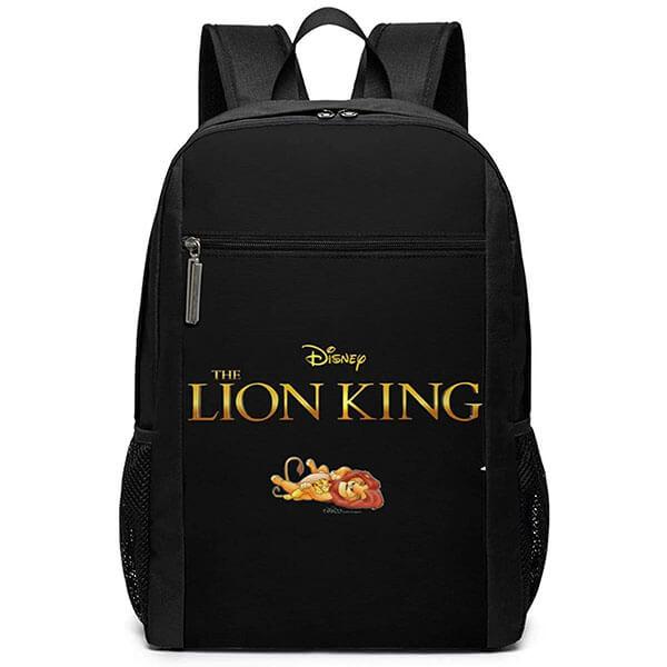 Sleeping Mufasa Lion King Backpack