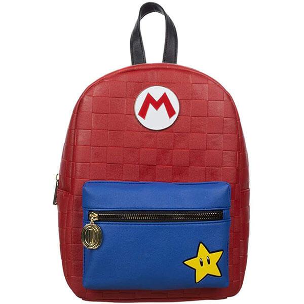 Mini Mario Star Backpack