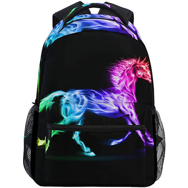 Twill Weave Backpack for Elementary Kids