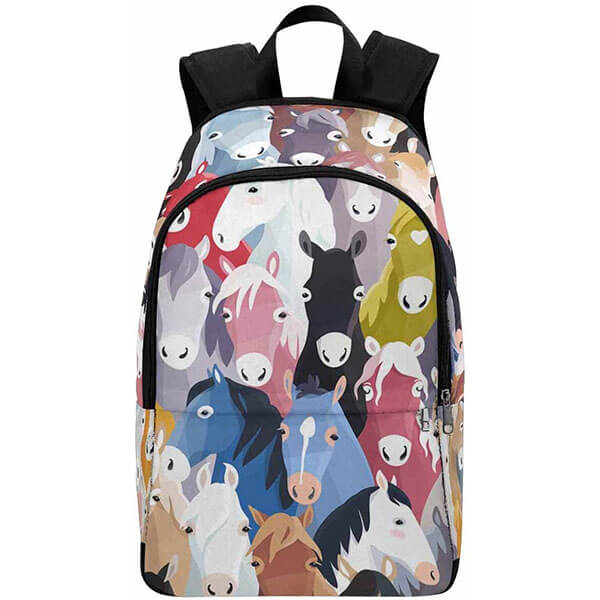 High-grade Waterproof Cartoon Backpack