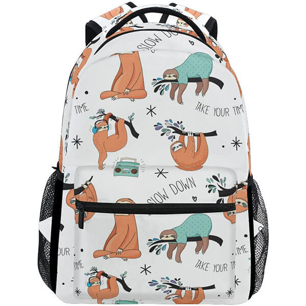 Take Time with Sloth Hiking Backpack