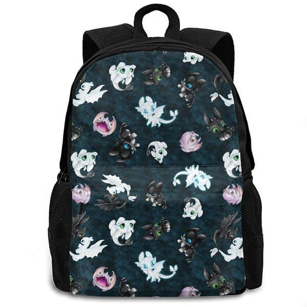 Fury Love Kids Dragon Backpack