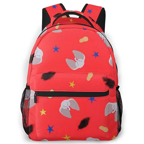 Dumbo with Stars & Feathers Backpack