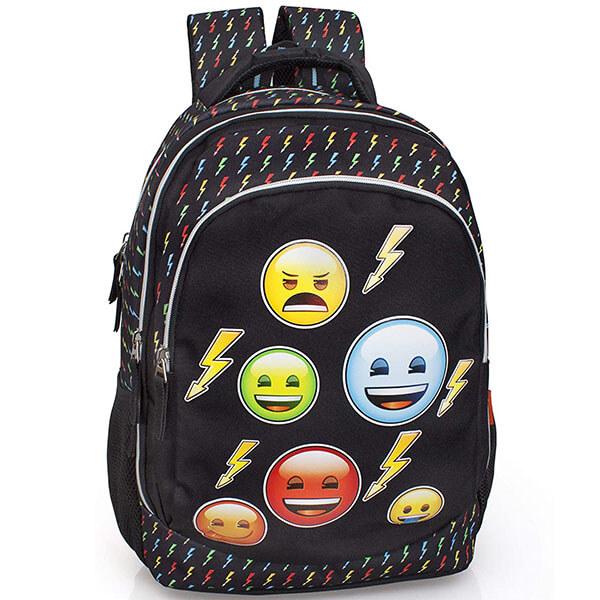 Emoji with Thunderbolt Backpack