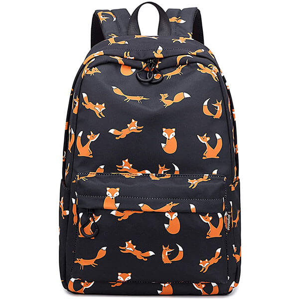 Elegant Anti-fade Laptop Backpack for Youth