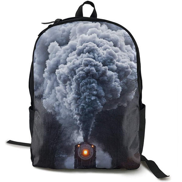 Isle of Wight Steam Laptop Backpack