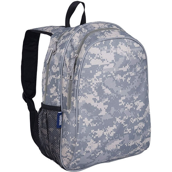 Ultra Durable Camouflage Backpack